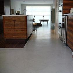 Concrete Overlay Floors Custom Interior Flooring Splatter